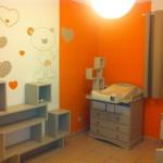 deco chambre garcon orange