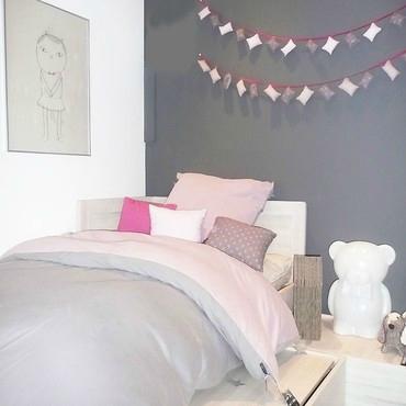 deco chambre pastel. Black Bedroom Furniture Sets. Home Design Ideas