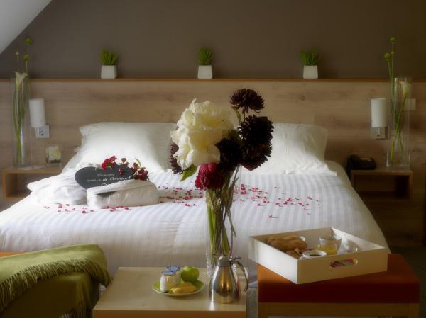 Deco chambre pour faire l amour visuel 5 for Chambre a theme romantique