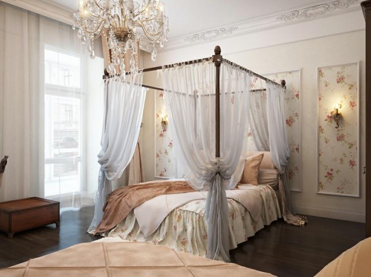 deco chambre romantique adulte