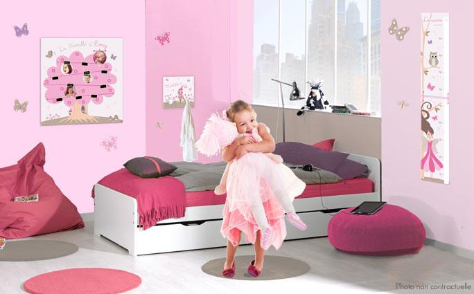 deco pour chambre fille princesse - visuel #8