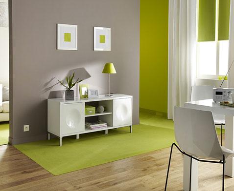 deco pour chambre vert anis - visuel #8