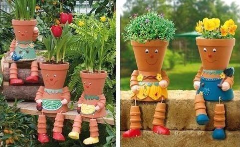Jardin A Fabriquer