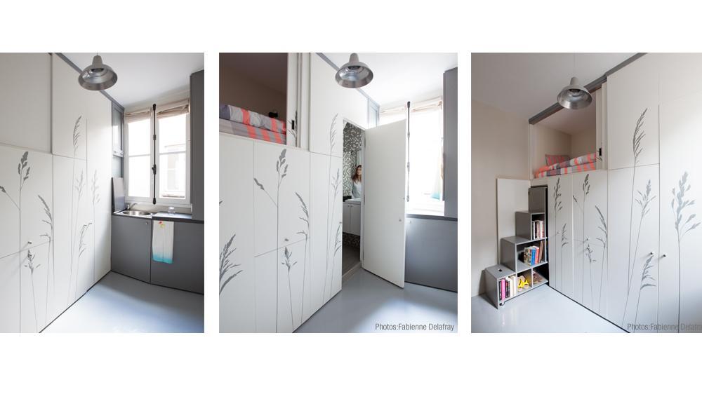 decoration chambre 10m2 visuel 8. Black Bedroom Furniture Sets. Home Design Ideas