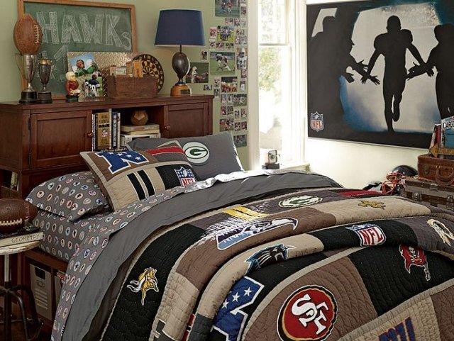 decoration chambre ado style americain visuel 3 - Decoration Chambre Ado Style Americain