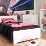decoration chambre ado style americain. Black Bedroom Furniture Sets. Home Design Ideas