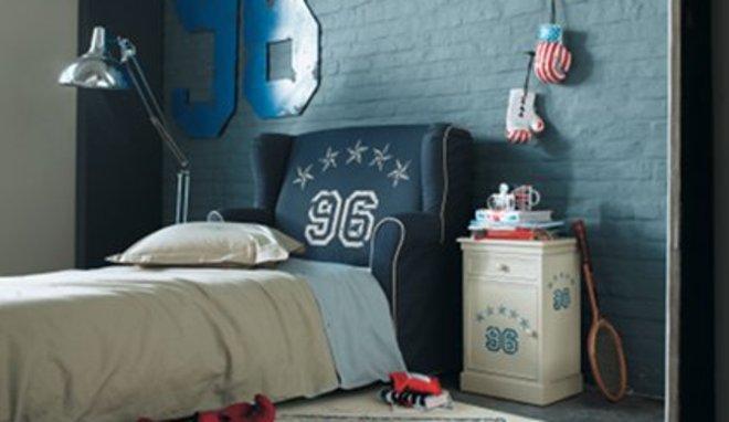 decoration chambre ado style americain visuel 1 - Decoration Chambre Ado Style Americain