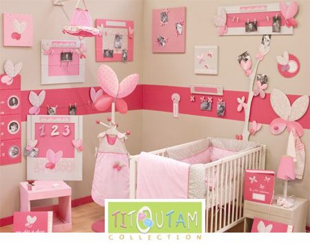 Decoration chambre bebe collection visuel 4 - Collection chambre bebe ...