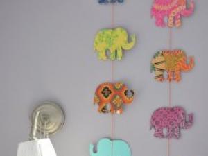 decoration chambre bebe fait soi meme