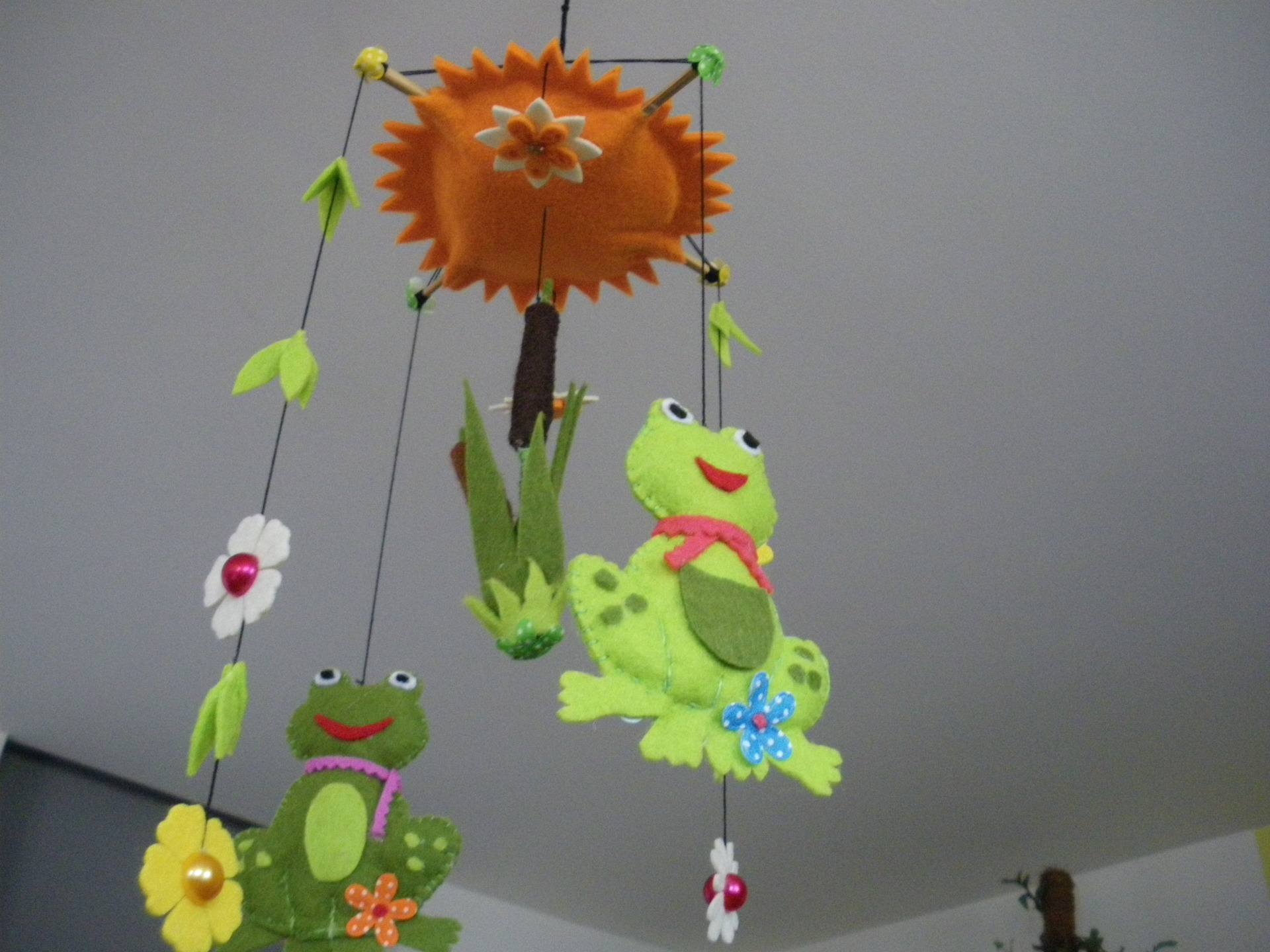 Decoration chambre bebe grenouille for Chambre bebe decoration