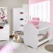 decoration chambre bebe papillon