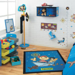 decoration chambre bebe pirate