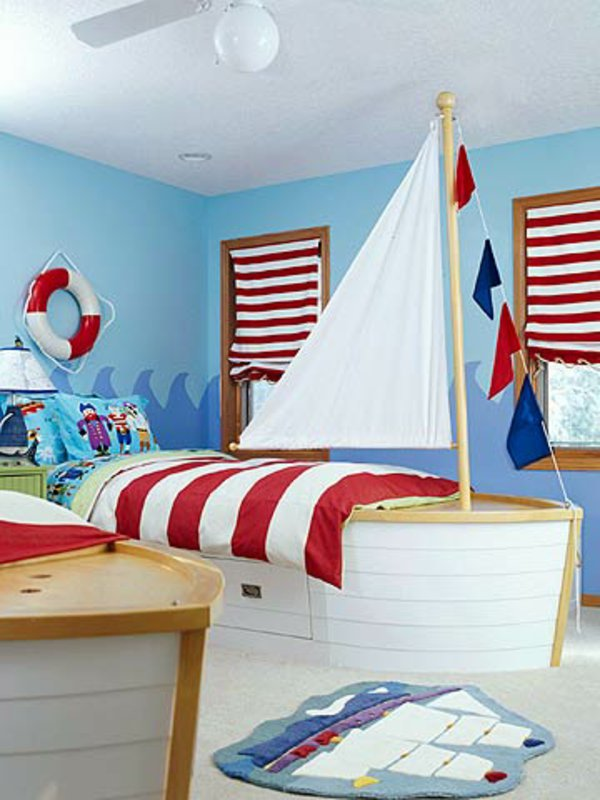 Decoration chambre bebe pirate visuel 8 - Decoration pirate chambre bebe ...