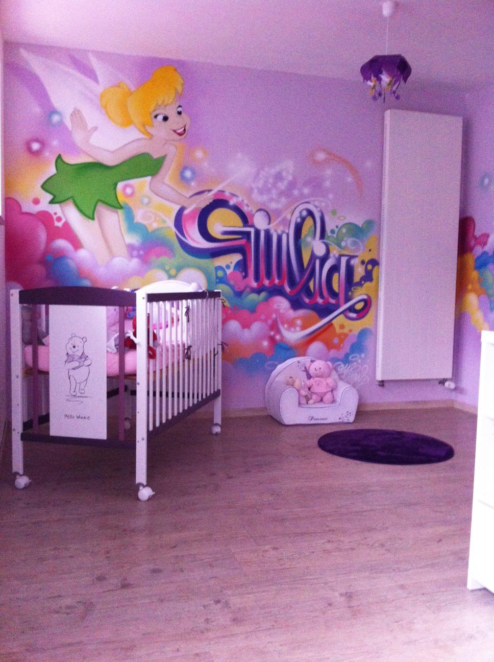 Decoration chambre fee clochette - Literie fee clochette ...