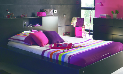 111 idee deco chambre ado fille 17 ans d co chambre for Decoration chambre fille 9 ans