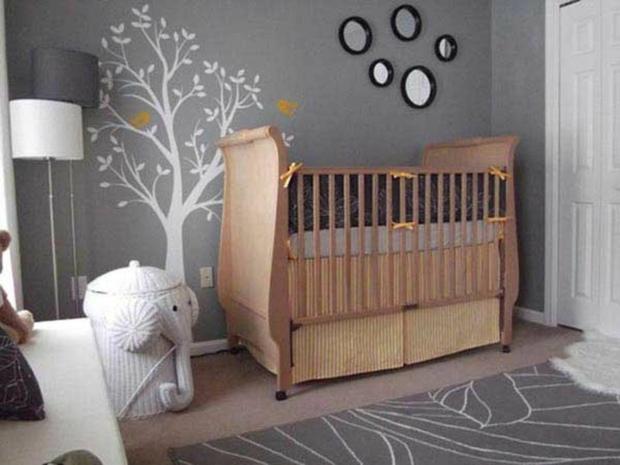 decoration chambre fille gris visuel 5 - Gris Chambre Fille
