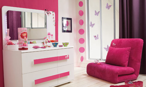 Incroyable Decoration Chambre Fille Hello Kitty