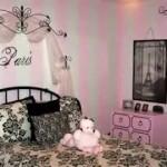 decoration chambre fille paris