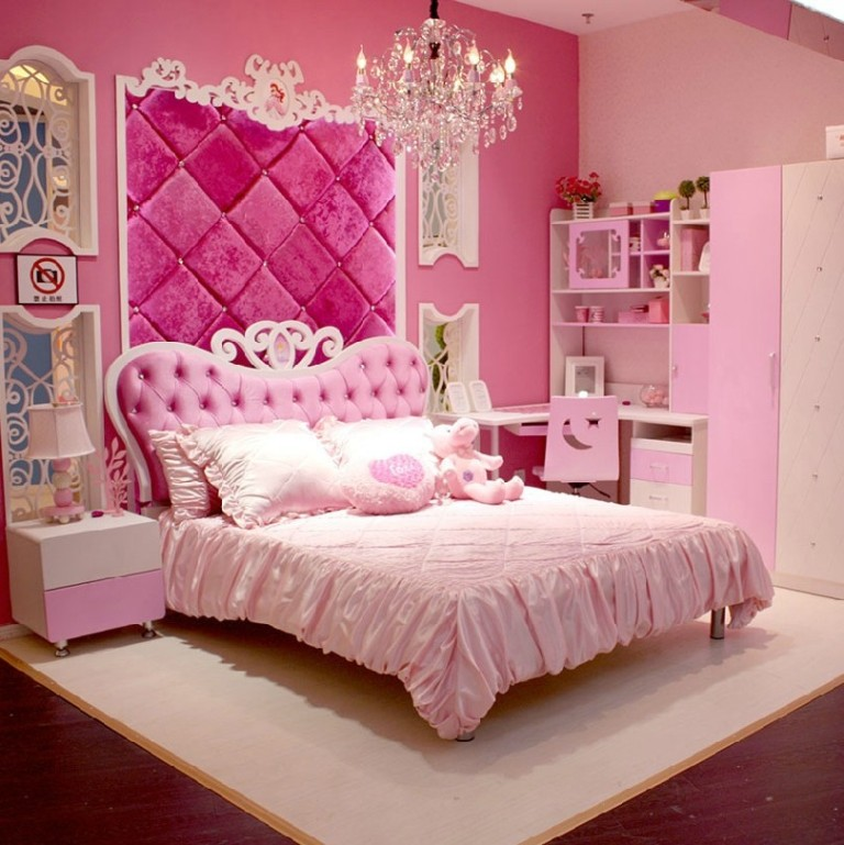 decoration chambre fillette princesse - visuel #6