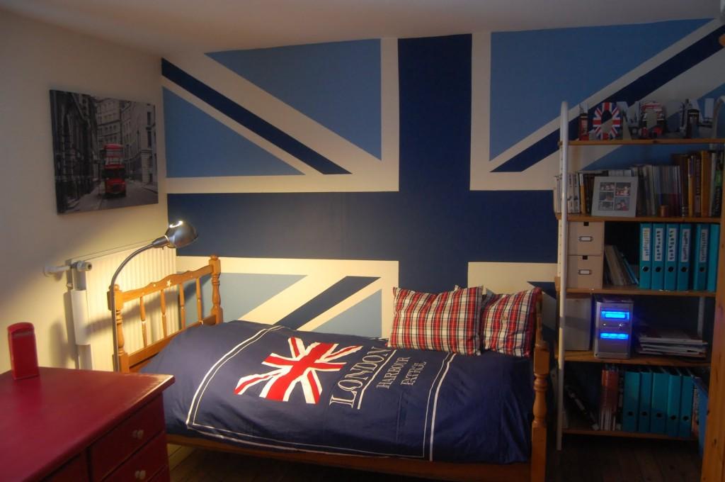 decoration chambre garcon 7 ans - visuel #5