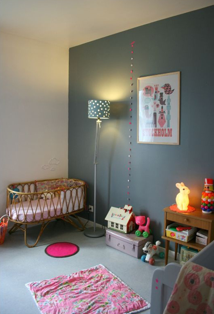 Beautiful Chambre Petite Fille Vintage Images - House Design ...