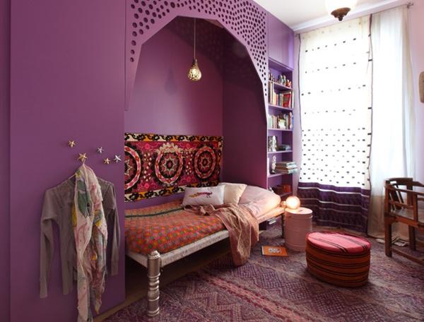 decoration chambre orientale - visuel #7