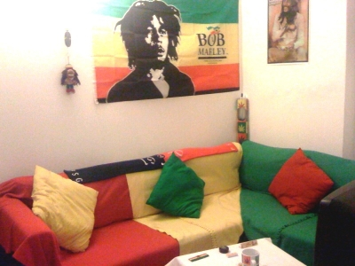 decoration chambre reggae