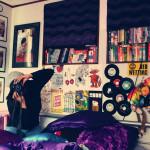 decoration chambre reggae