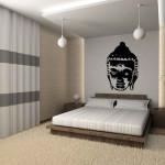 decoration chambre zen
