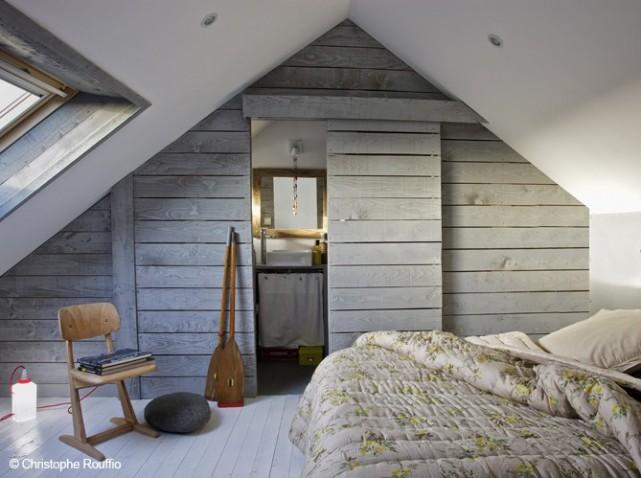 decoration chambres sous combles - visuel #3