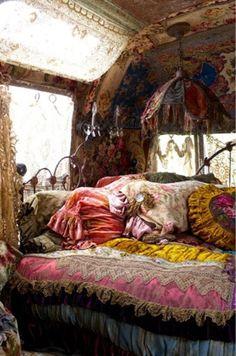 decoration de chambre hippie - visuel #4