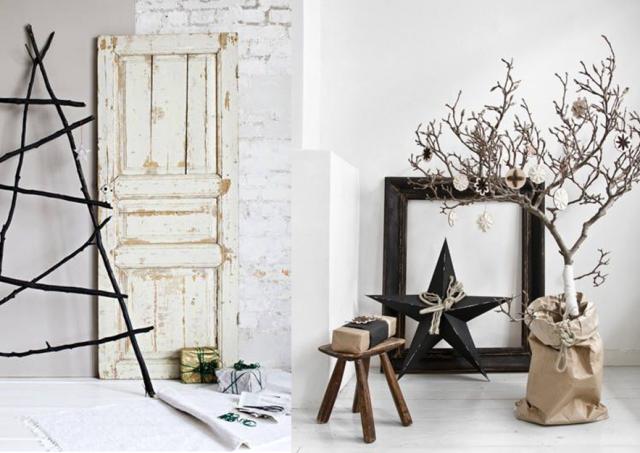 fabriquer deco noel scandinave. Black Bedroom Furniture Sets. Home Design Ideas