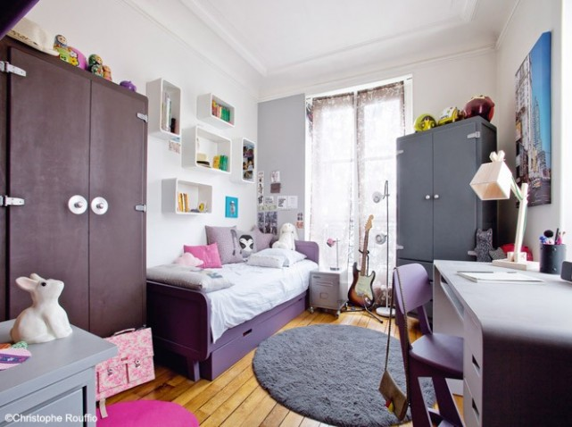 idee deco pour chambre fille 11 ans. Black Bedroom Furniture Sets. Home Design Ideas