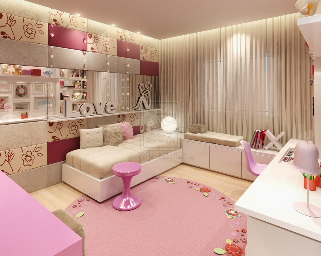 Genial Idee Rangement Chambre Ado Fille U2013 Visuel #3. «