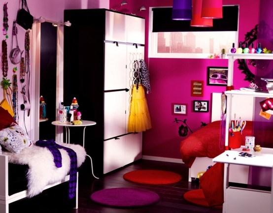 Ordinaire Idee Rangement Chambre Ado Fille U2013 Visuel #8. «