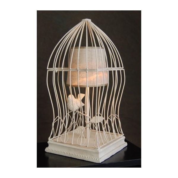 lampe cage oiseaux deco - visuel #8