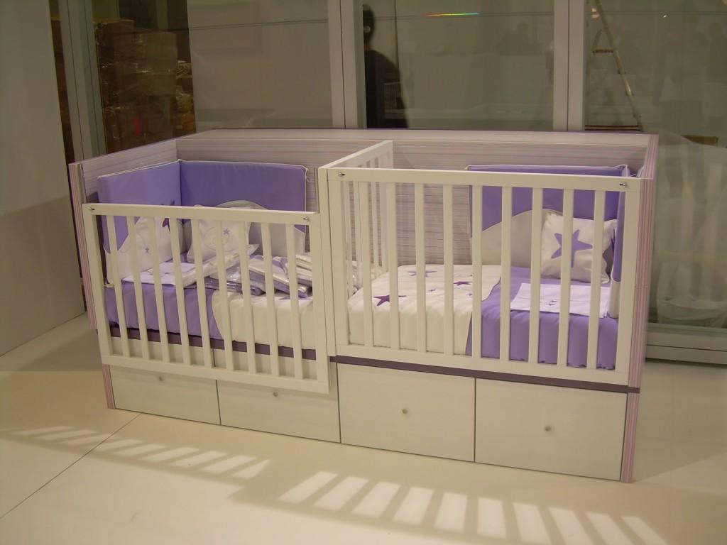 lit de bebe pour jumeaux - visuel #7