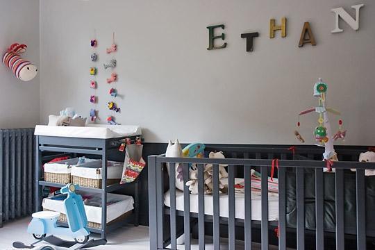 amenager chambre de bebe - visuel #2