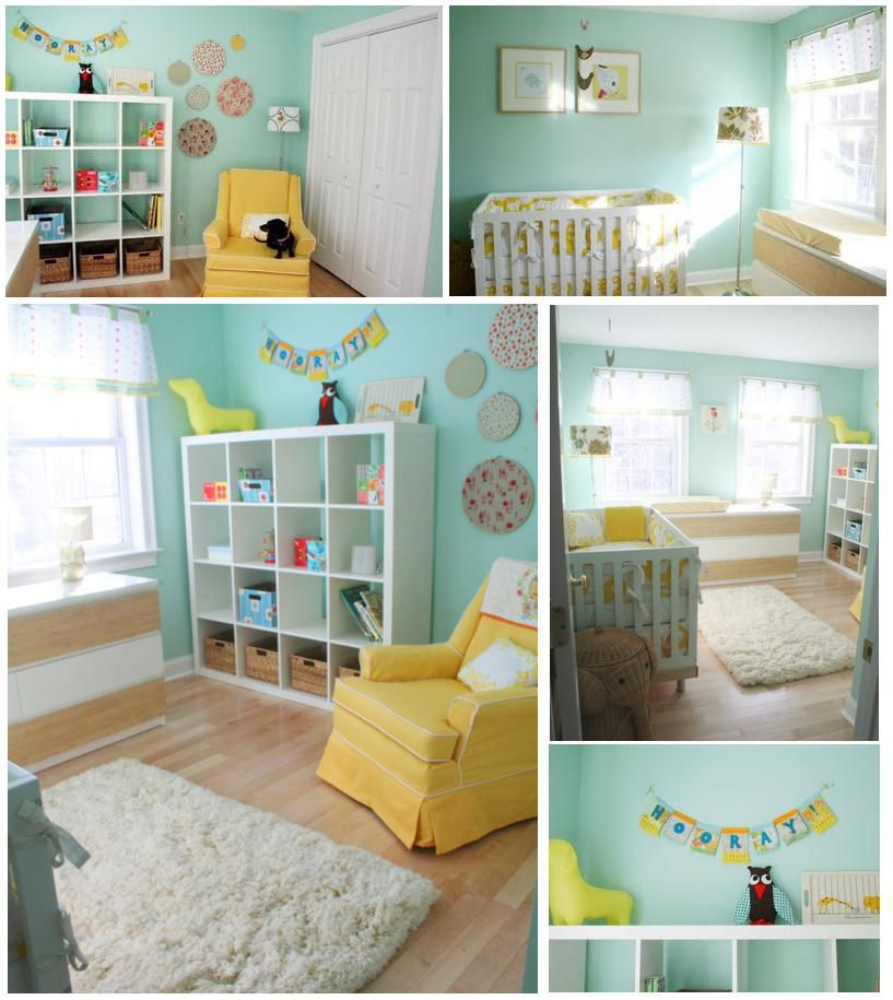 Amenager chambre de bebe visuel 6 for Amenager chambre