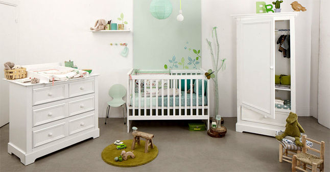 Amenager chambre de bebe visuel 7 for Amenager chambre