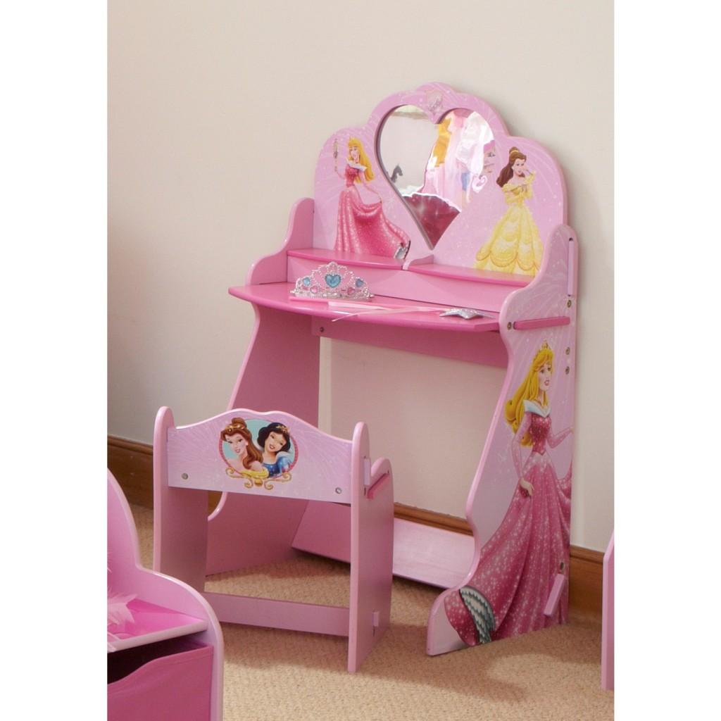 coiffeuse enfant coiffeuse en bois petite fille. Black Bedroom Furniture Sets. Home Design Ideas