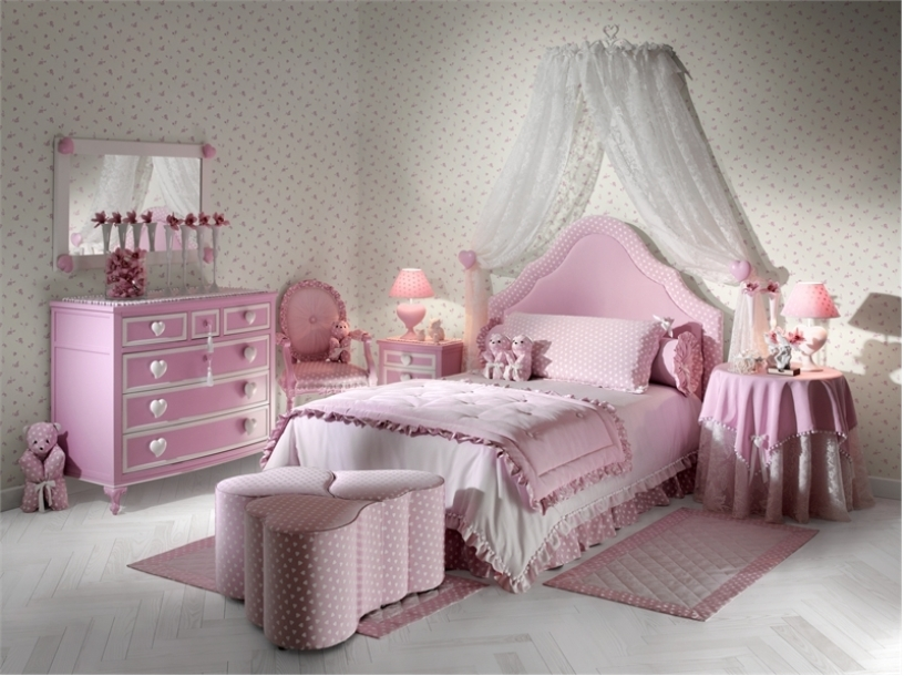 Stunning Chambre Petite Fille Deco Images - Design Trends 2017 ...
