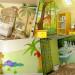 chambre decoration jungle