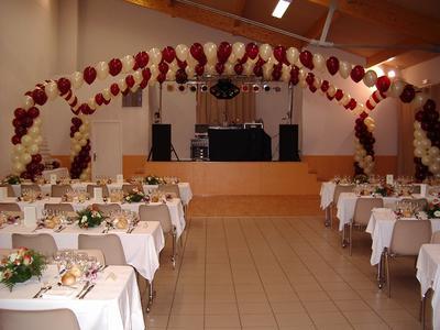 Comment faire decoration ballon pour mariage visuel 8 - Decoration mariage ballon ...
