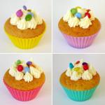 comment faire la decoration des cupcakes