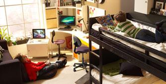 Deco Chambre Ado Garcon Ikea Visuel 5