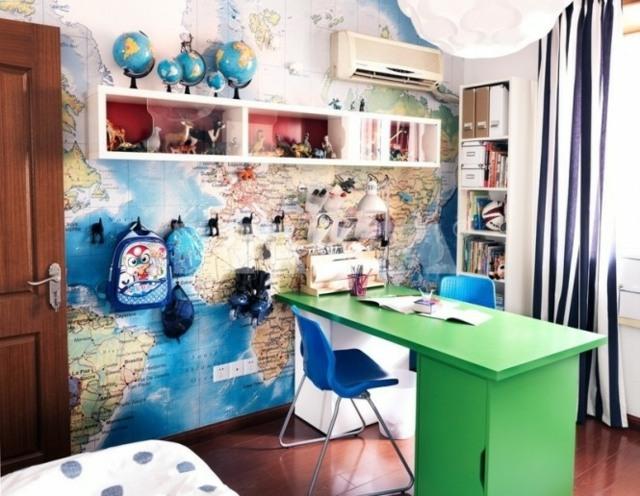 Ikea chambre garcon meilleures id es cr atives pour la - Poubelle chambre ado ...