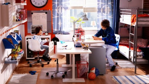 Deco Chambre Ado Garcon Ikea Visuel 1