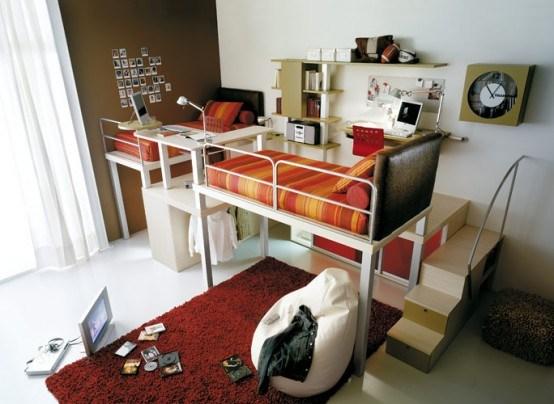 Emejing Chambre Originale Pour Ado Images - ansomone.us - ansomone.us