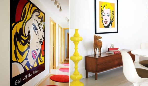 deco chambre ado pop art - visuel #9
